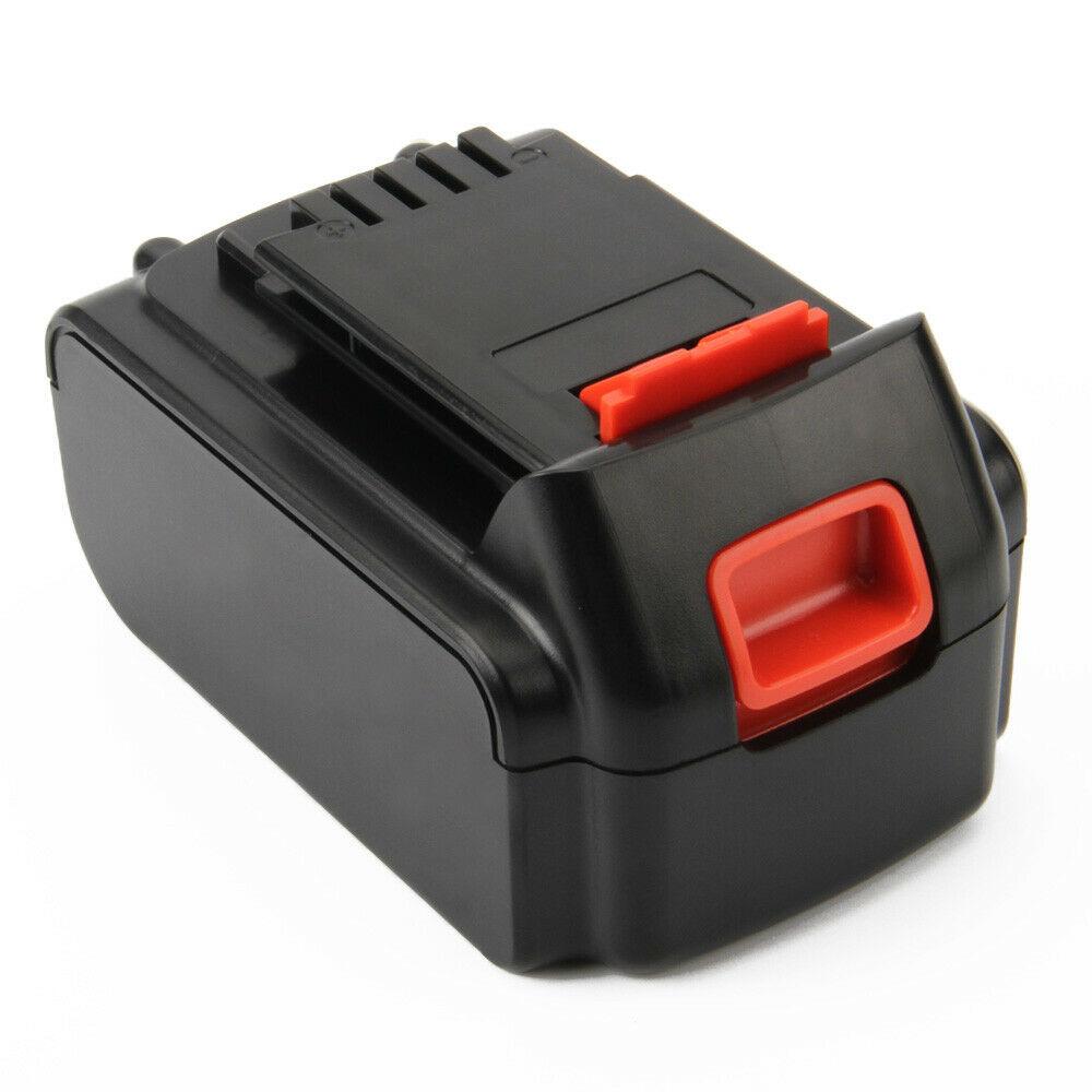 akku für Black Decker 18V 20V 2.0Ah Li-ion LB20 LSW20 LCS20 STC1820 BL2018-XJ (kompatibel)