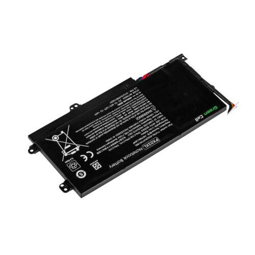 akku für PX03XL HP Envy Touchsmart 14-K 714762-271 714762-1C1 (kompatibel)